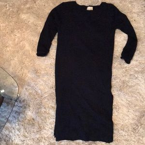 Urban Outfitters Silence+Noise Sweater Midi Dress